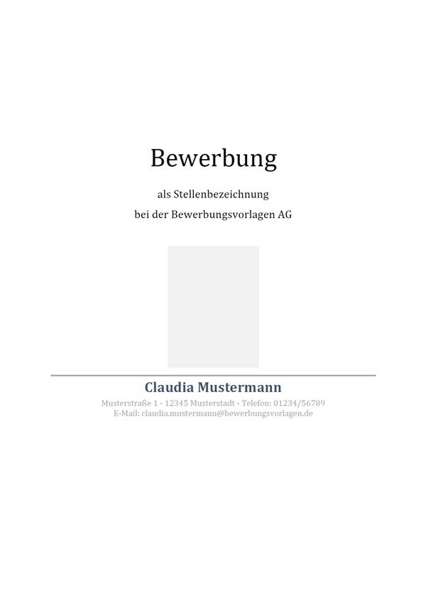 Deckblatt-Vorlage 9